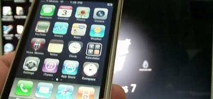 Unlock a 3.1 or 3.2 3G iPhone with blackra1n