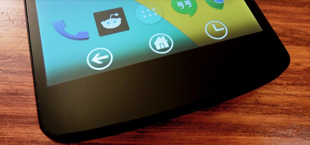 Theme the Nav Bar on Your Nexus 5 for a Fresh Look