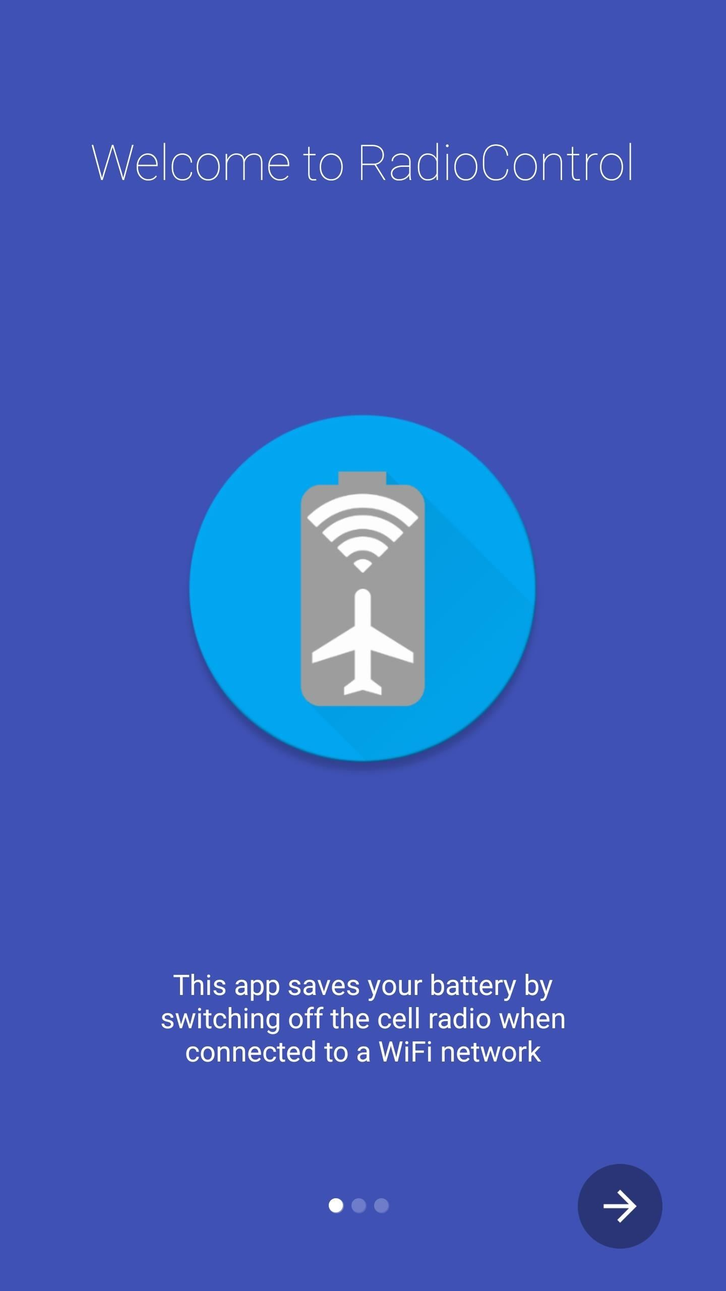 This App Saves Battery Life by Toggling Data Off When You're on Wi-Fi