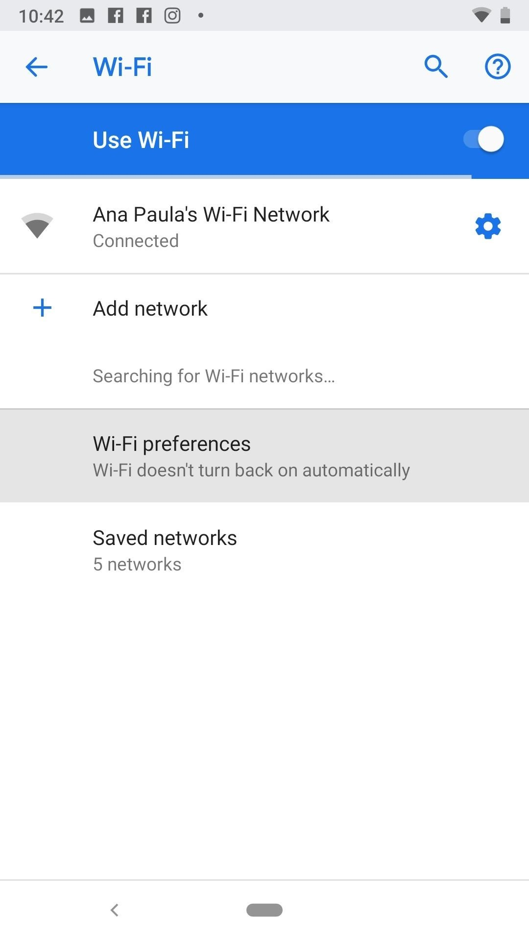 Having Connection Issues on Android Pie? Turn Off 'Turn on Wi-Fi Automatically'