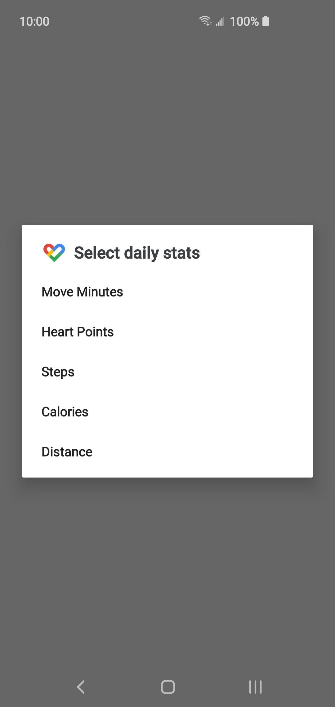 How to View Your Google Fit Workout Activity from Your Home Screen