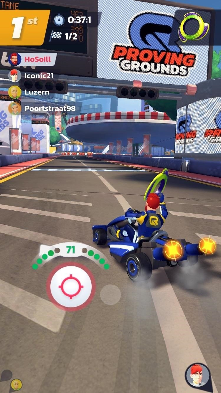 Craving a Mario Kart Gaming Experience on Your iPhone? Give This Soft Launched Game a Try