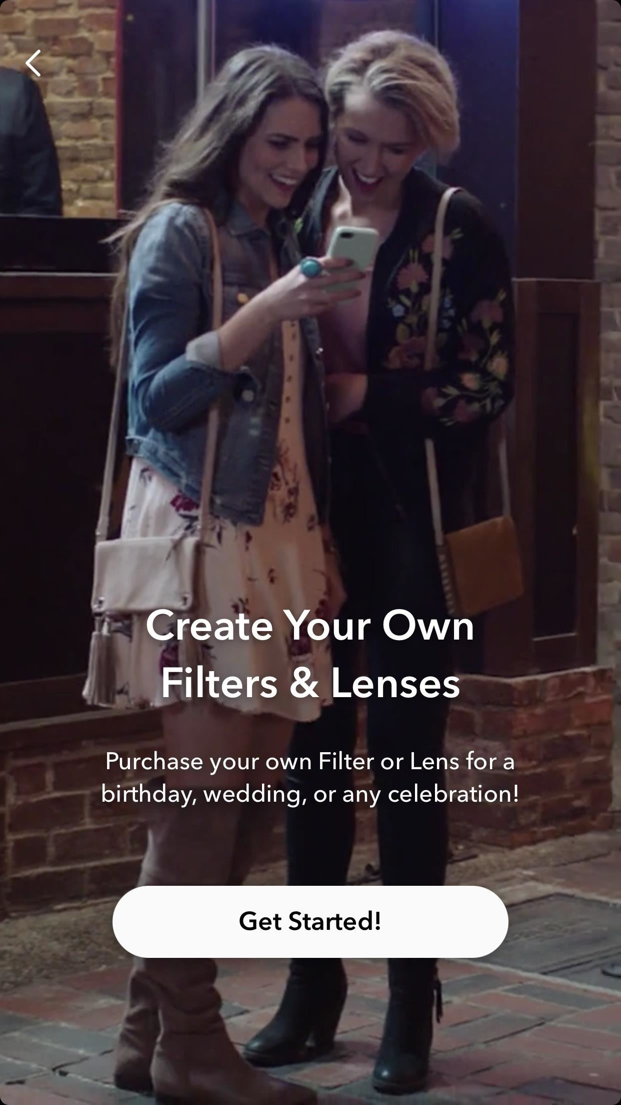 Snapchat 101: How to Make Your Own Custom Geofilters & Lenses