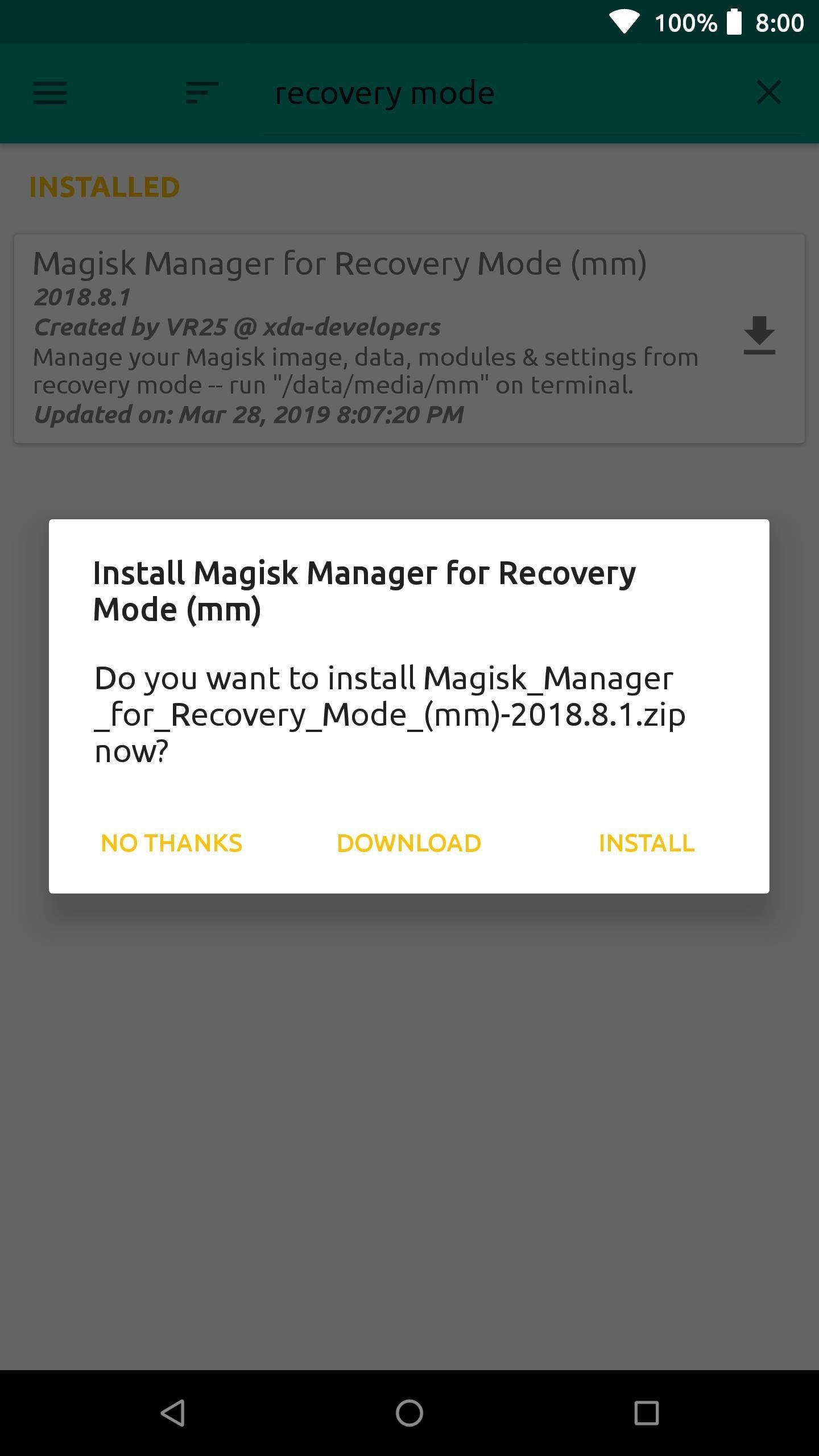 How to Fix Bootloops Caused by Magisk Modules Without Factory Resetting Your Phone