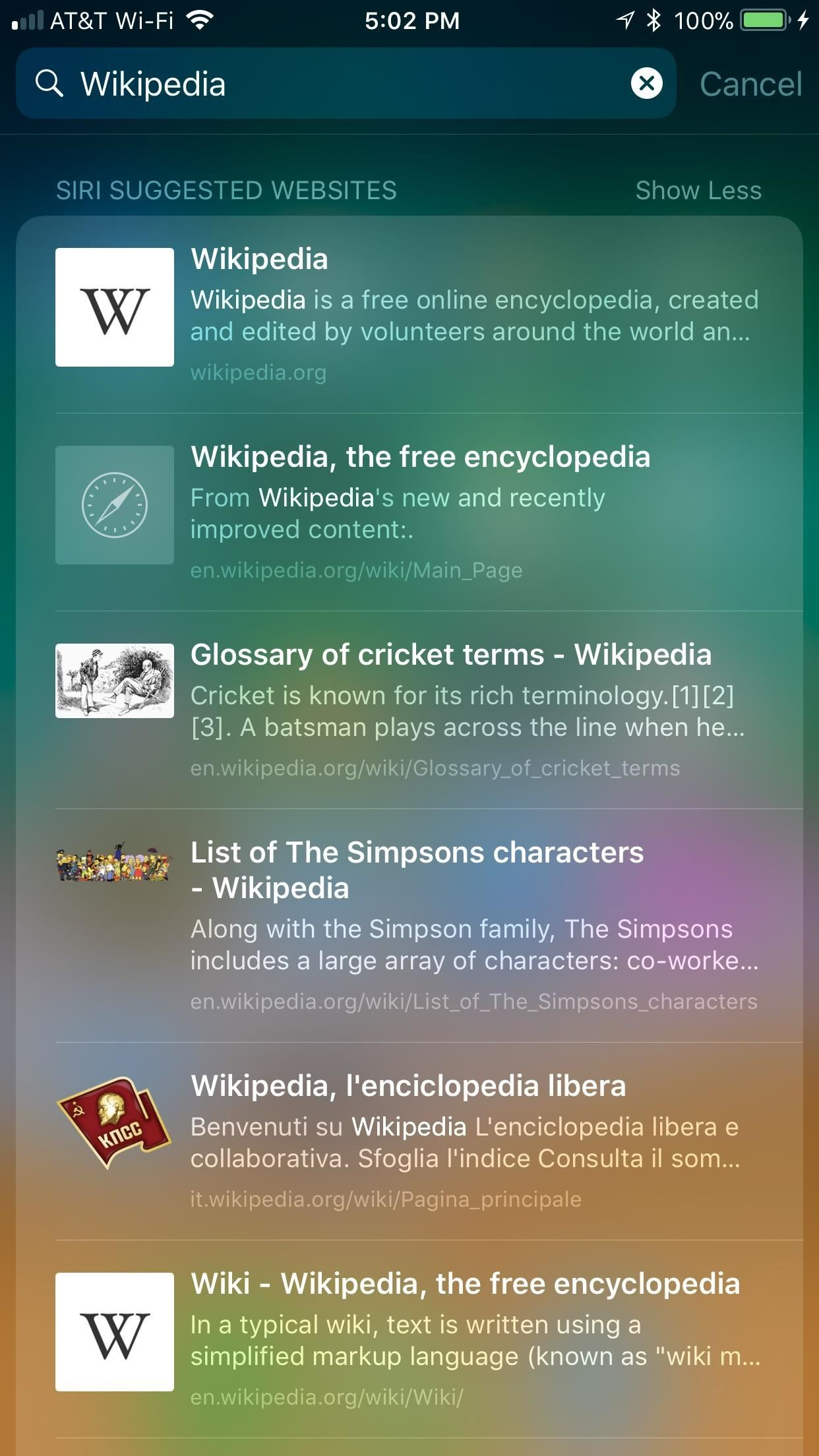 how to find safari history on iphone 5