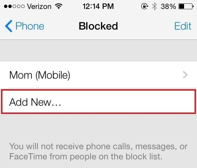 How to Block Any Unwanted Text Messages or iMessages on Your