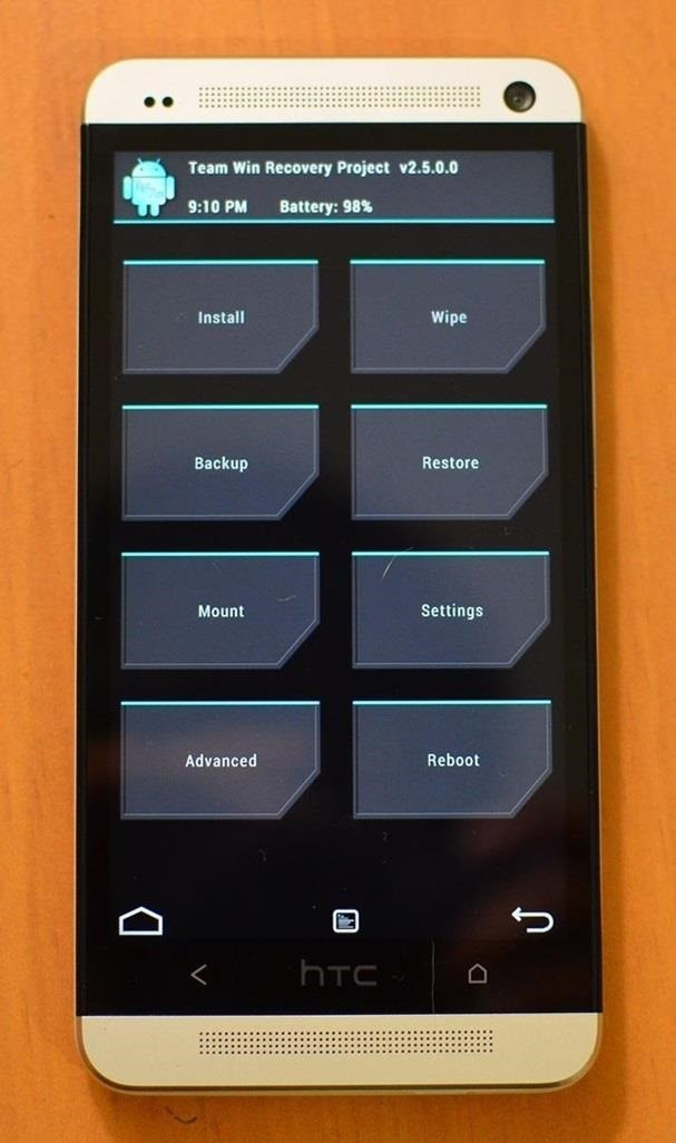How to Unlock the Bootloader, Install TWRP, & Root the Google Play Edition HTC One