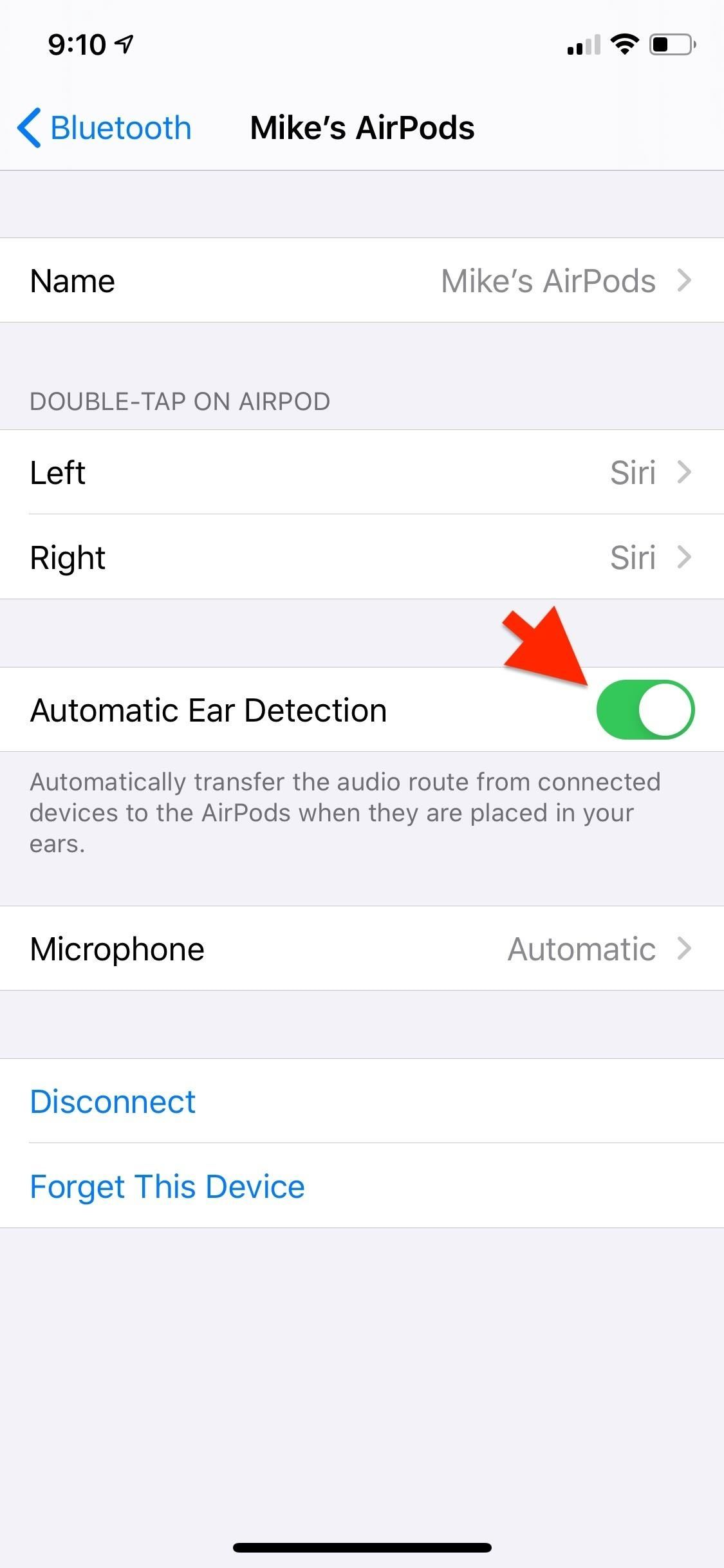 How to Stop Your AirPods from Pausing Music & Other Audio When You Take Them Out of Your Ears
