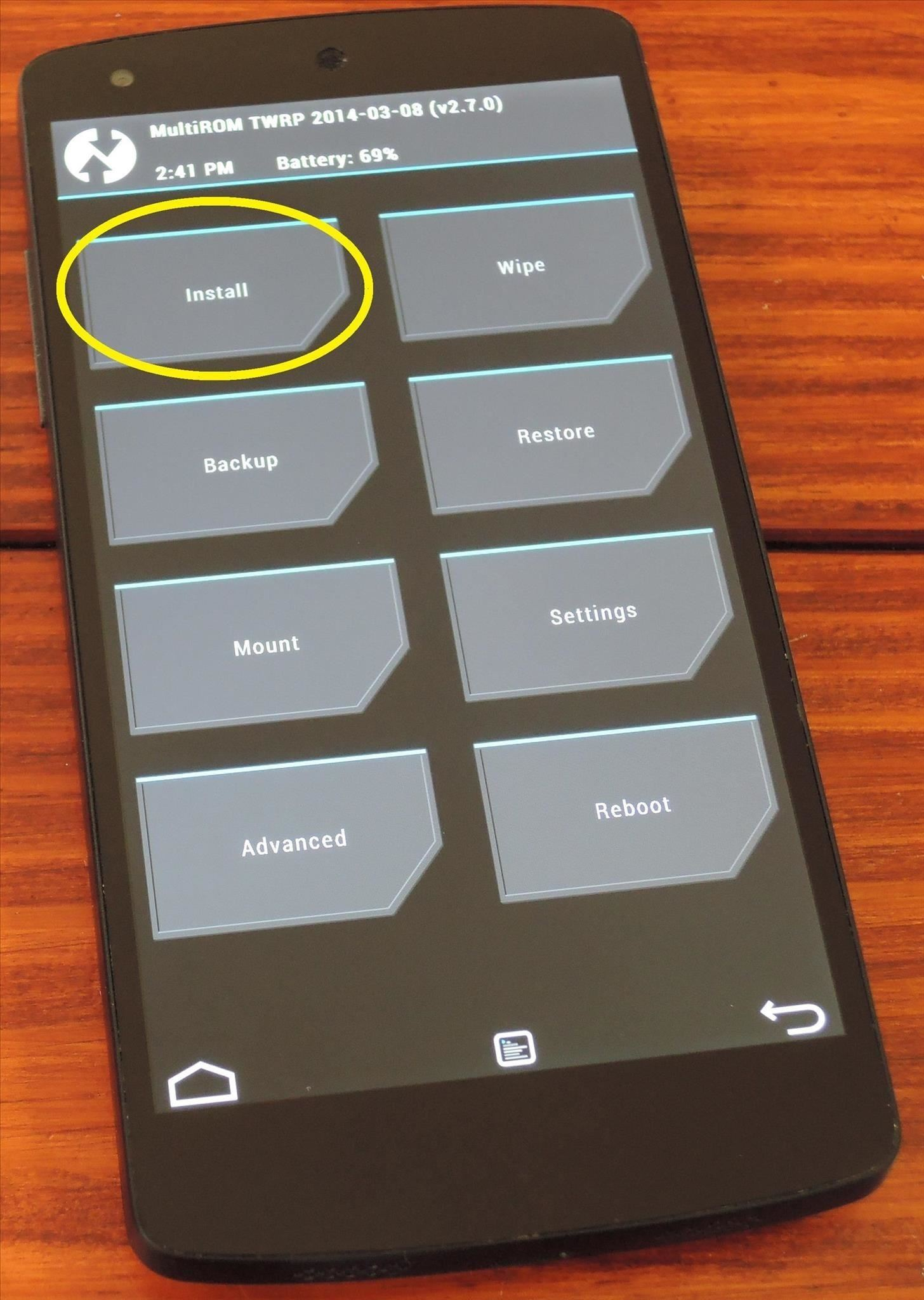 How to Fix the Yellow Tint on Your Nexus 5's Display