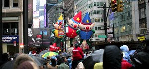 Watch the Macy's Thanksgiving Day parade online