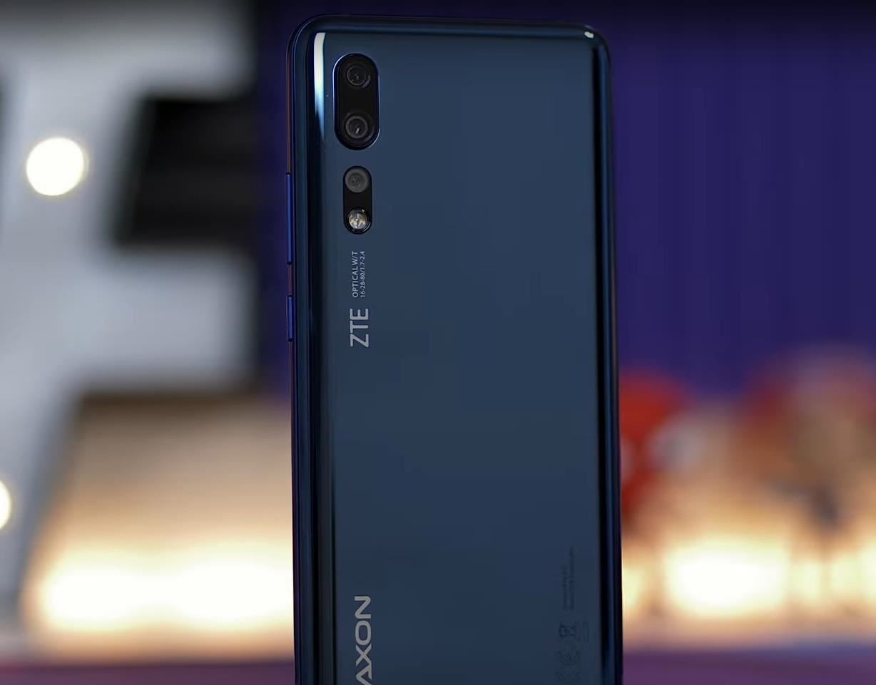 Axon 10 Pro - ZTE is back in the US with an impressive challenger OnePlus 7 Pro