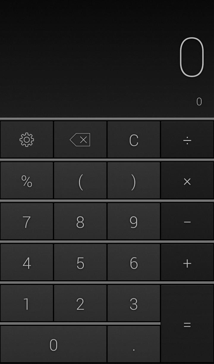Improve Your Samsung Galaxy S3's Math Skills with Calculator Themes & Gestures