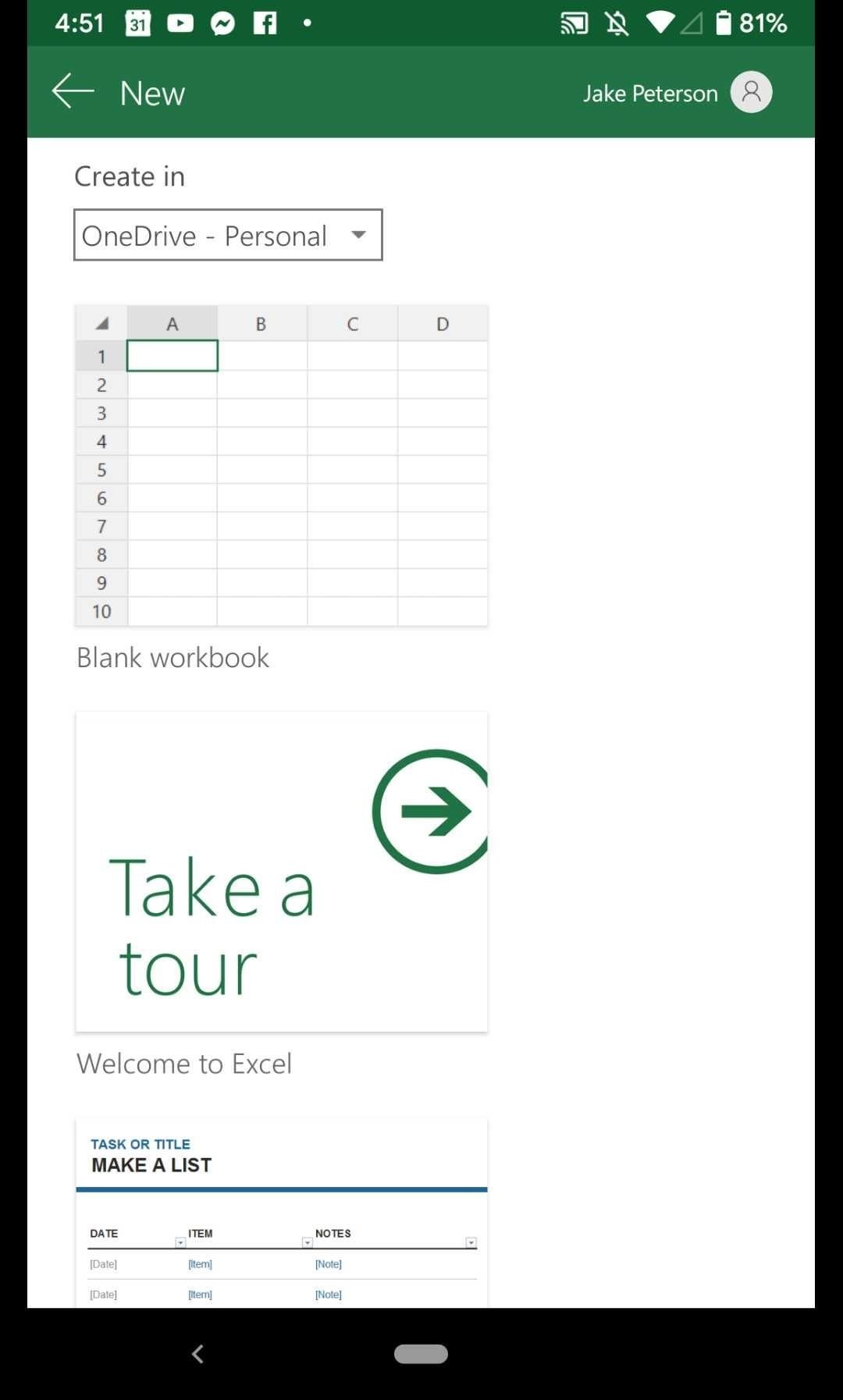 Get Data Directly from a Paper Table into an Excel File with This Neat New Feature