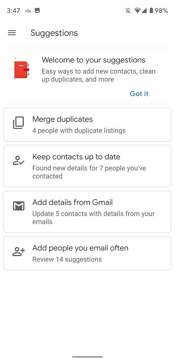 How to Auto-Import New Contacts & Clean Up Existing Ones on Your Google Pixel