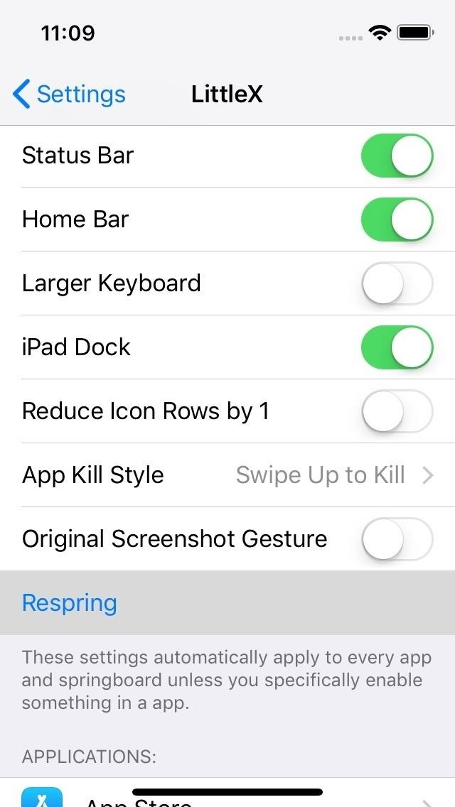 This Tweak Gives You iPhone X Gestures on Any iPhone Running iOS 11