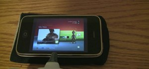 Play Xbox 360 on iPhone 3GS