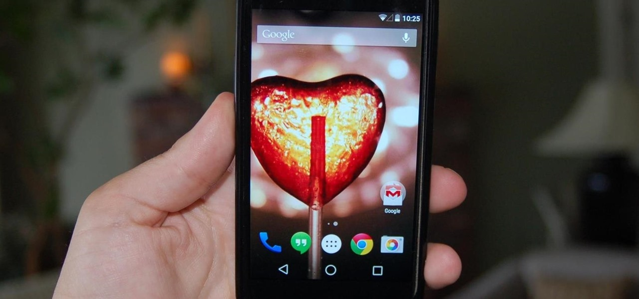 Update Your Nexus 4 to Android L