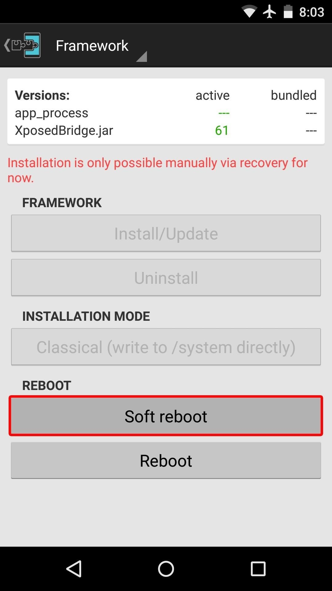 How to Make Android System Menus Easier to Use on Lollipop