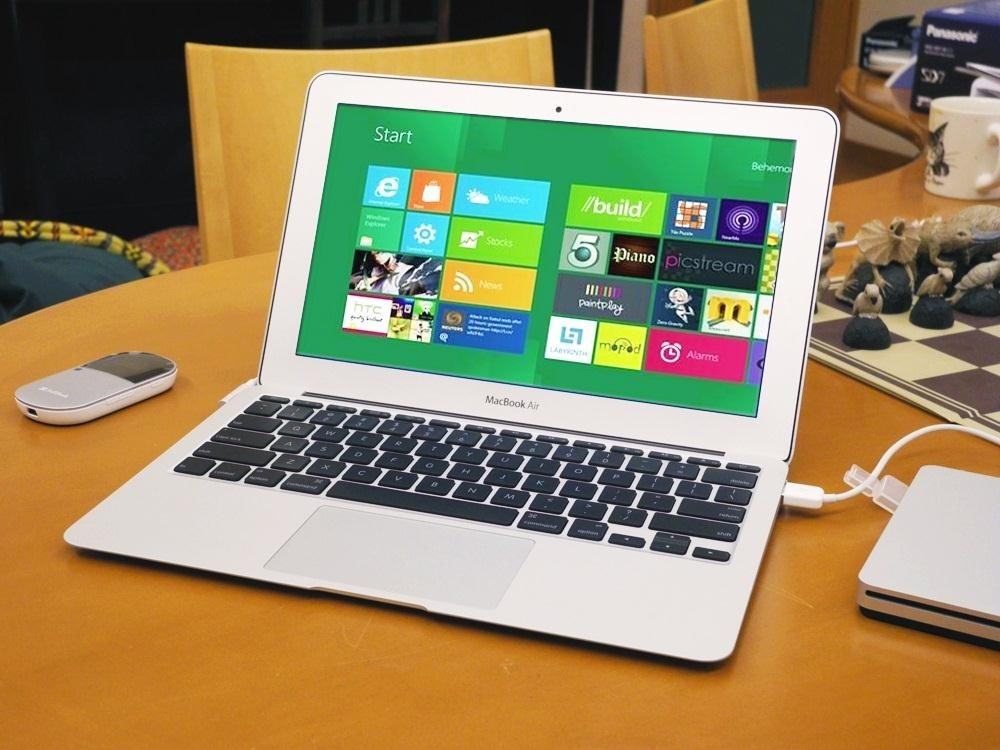 How to Install Windows 8 Preview on Your Mac from a Bootable Flash Drive