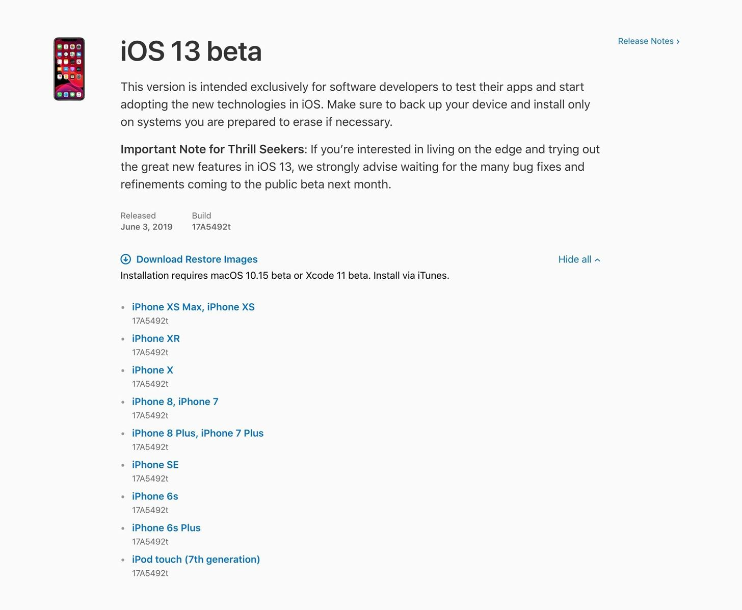 How to Download & Install iOS 13 on Your iPhone Right Now « iOS