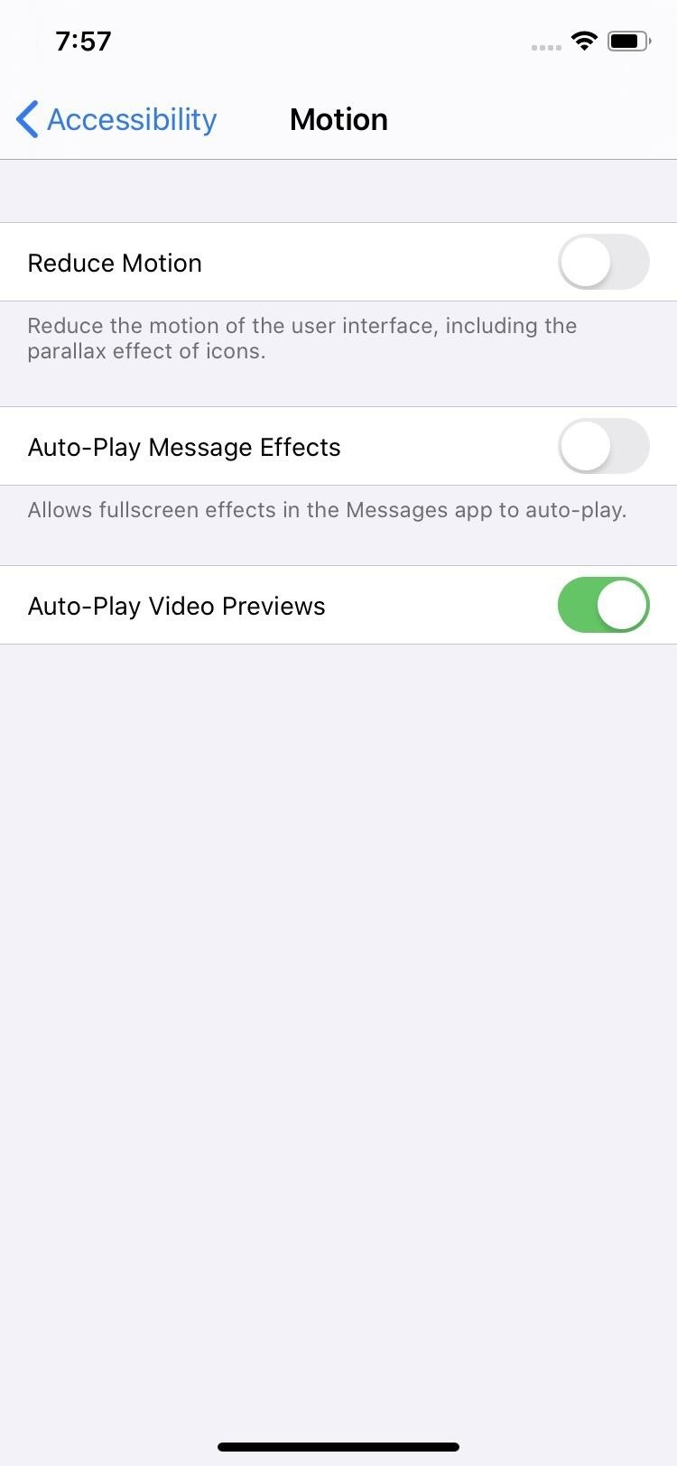 How to Disable Message Effects from Auto-Playing on Your iPhone