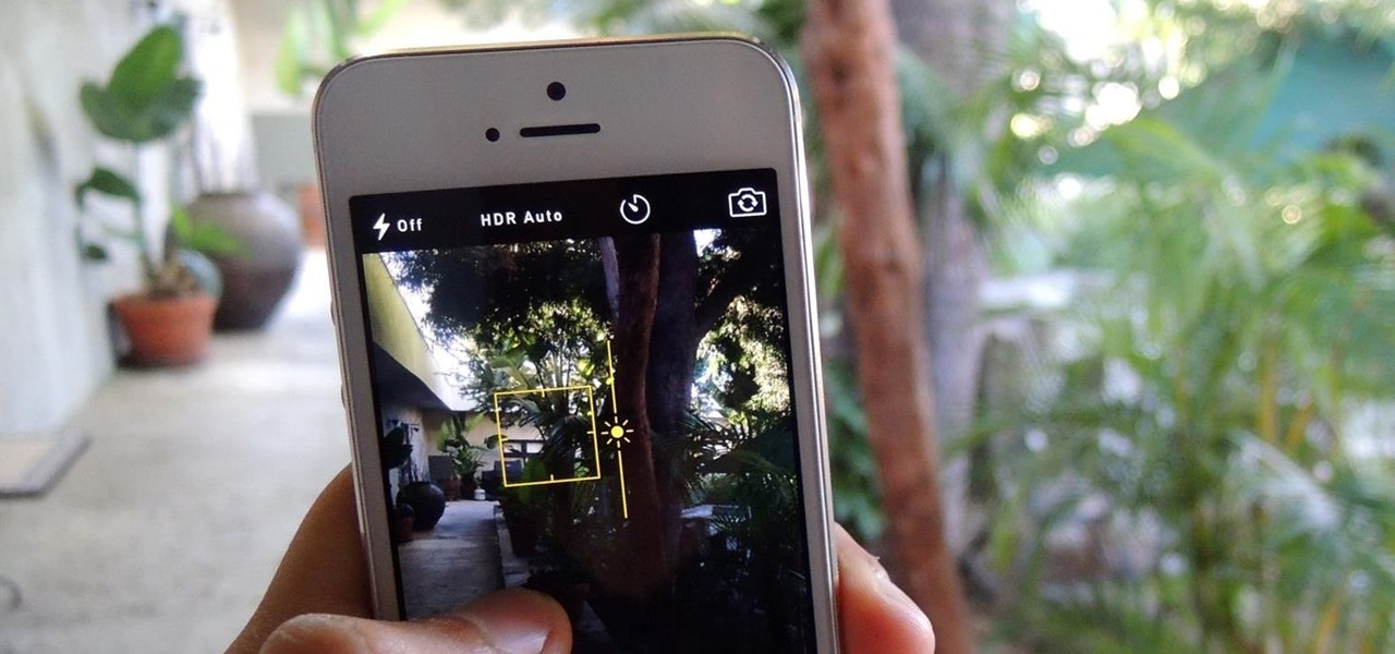 iOS 8's New Camera Lets You Set Timers & Control Exposure