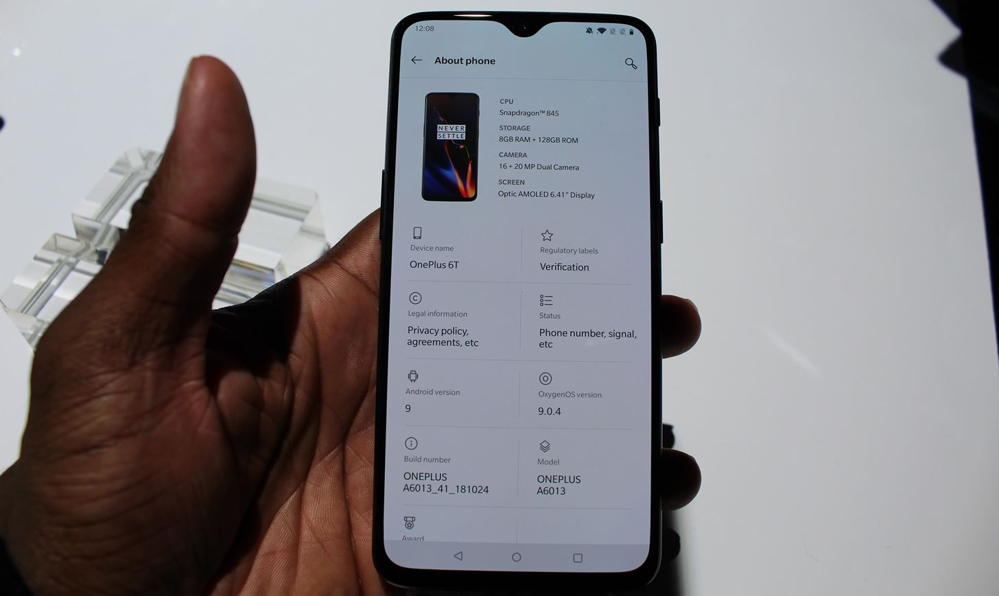 The OnePlus 6T — a Few Additions and 1 Major Subtraction