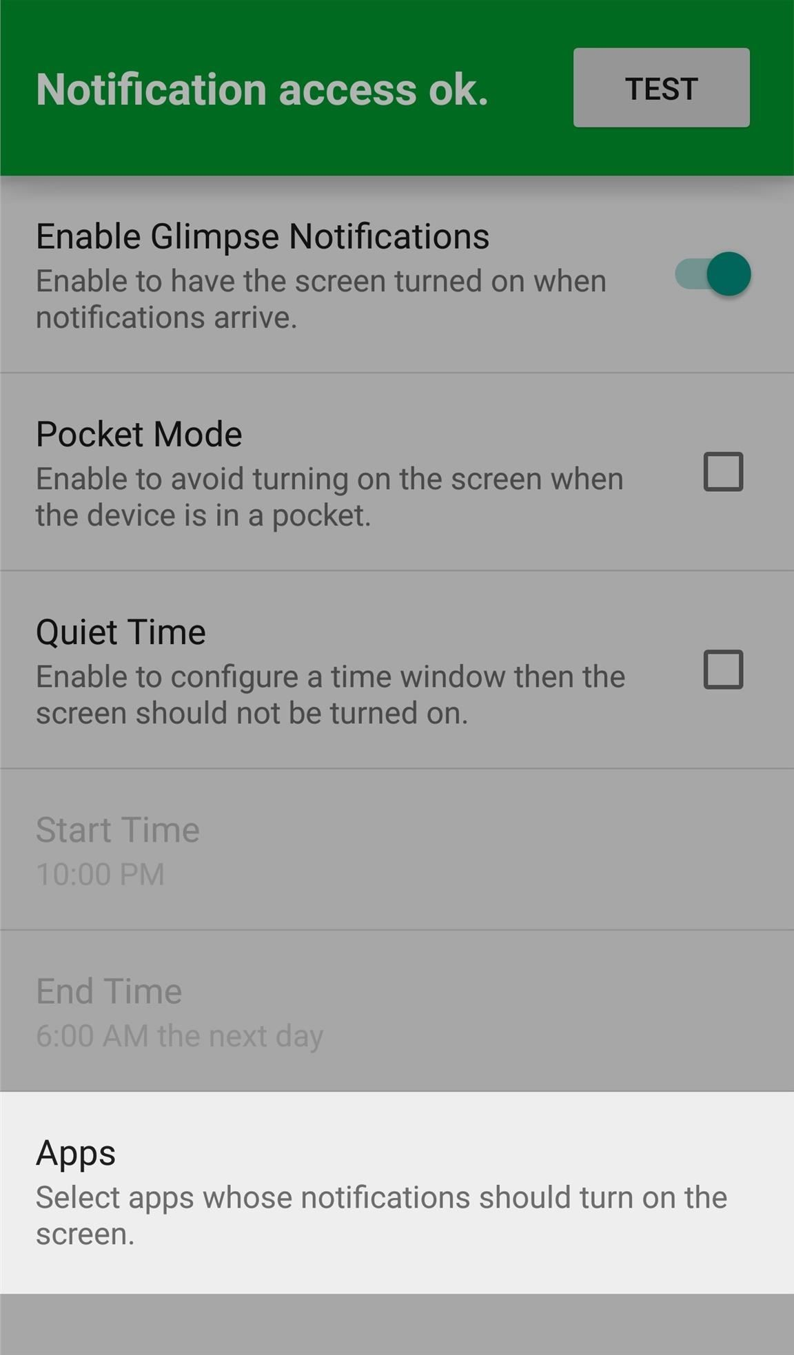 How to Make Incoming Notifications Automatically Wake Your Android's