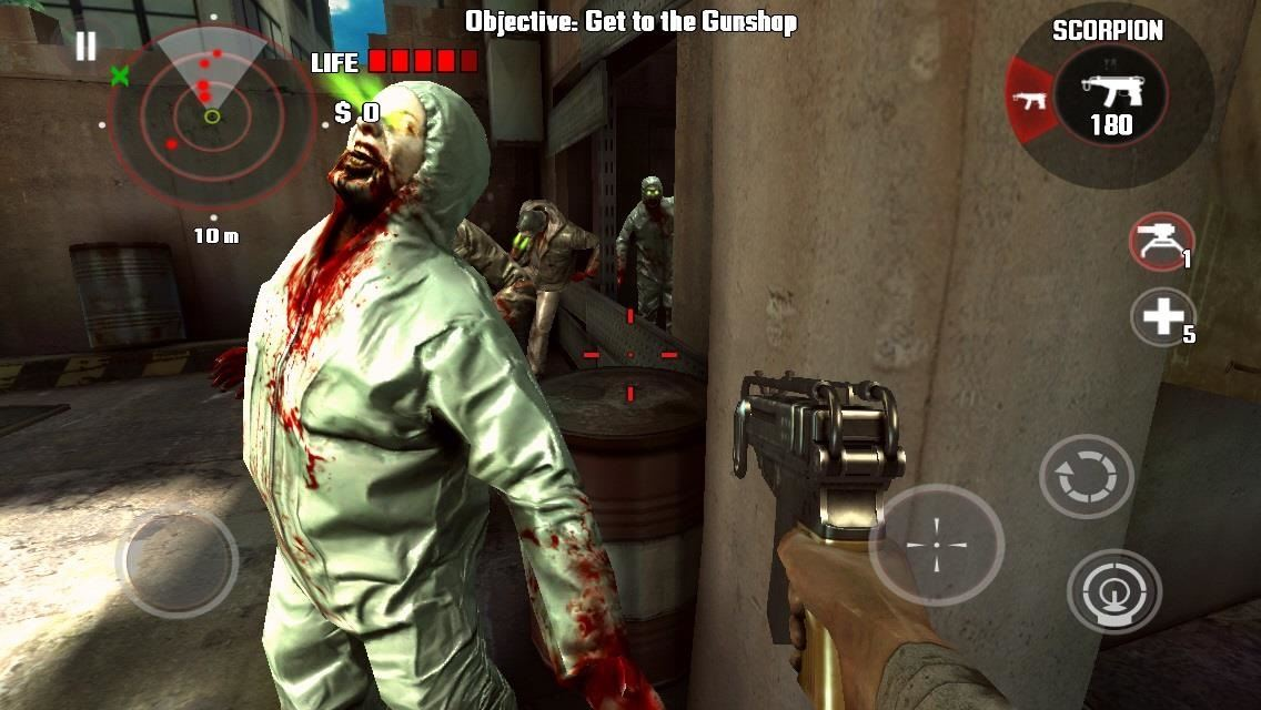 Satisfy Your Craving for Brains with These 10 Free Zombie Games for iPad, iPhone, & iPod Touch