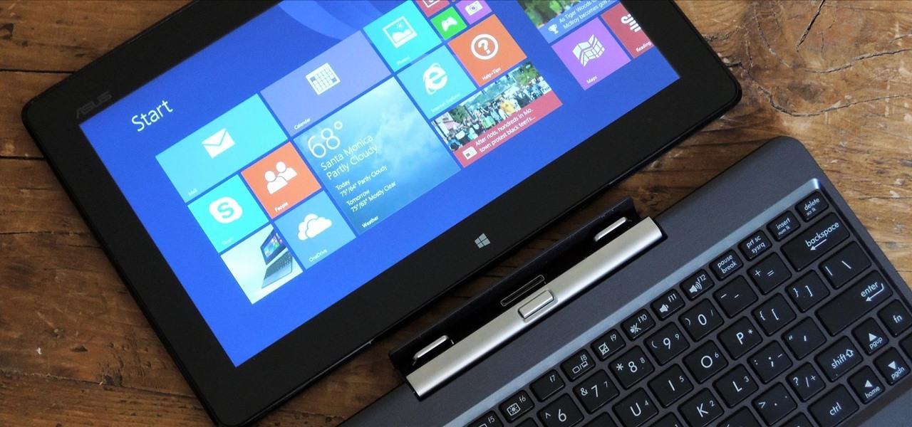 The Tablet That Wants to Be Your Next Windows Laptop