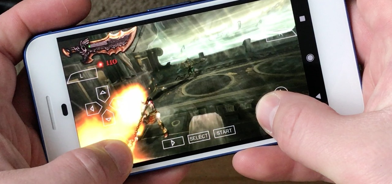 Play Almost Any PSP Game on Your Android Phone