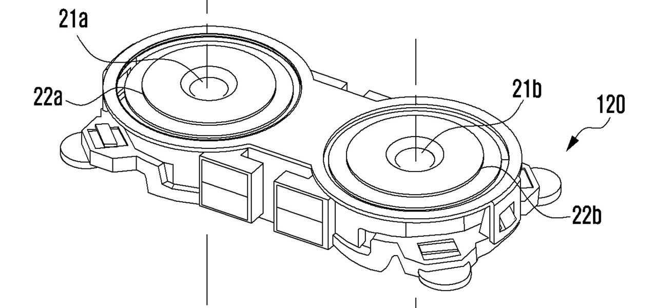 Samsung's Working on an Ultra-Thin Dual Camera System According to a New Patent