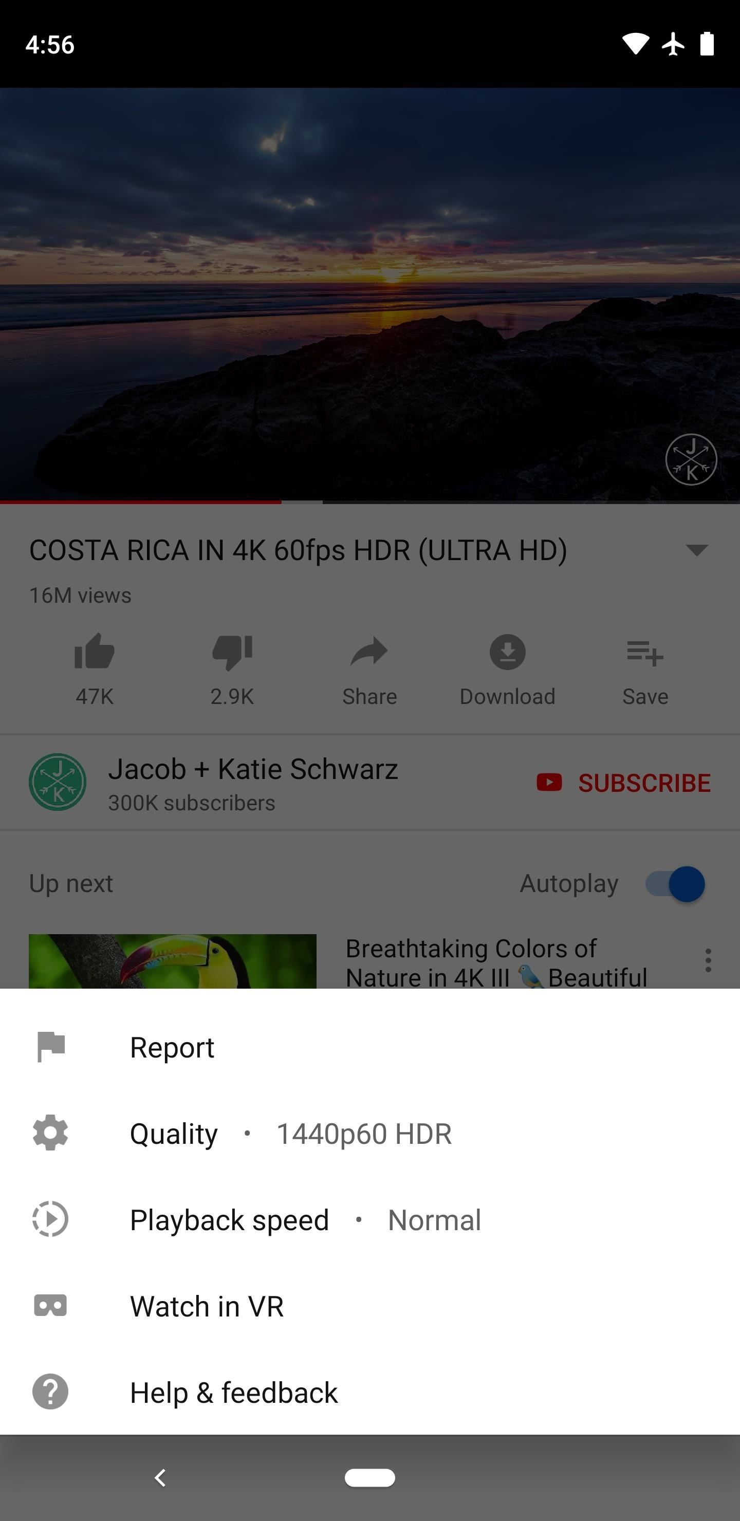 How to Change YouTube's Default Quality to Get High-Resolution