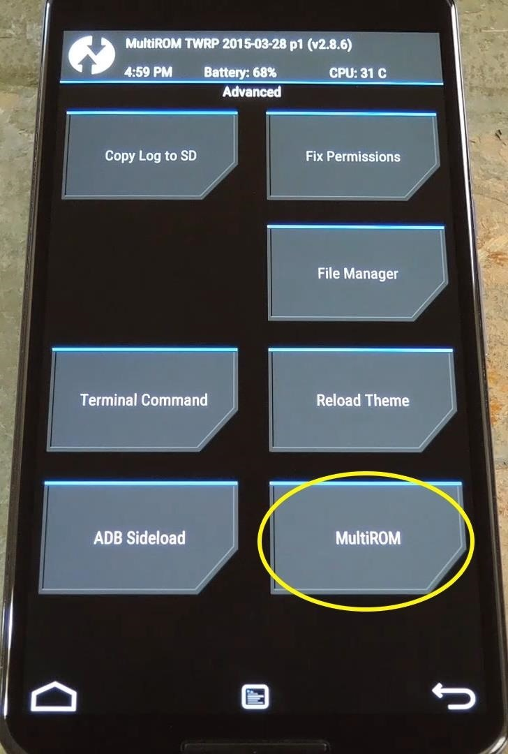 How to Dual-Boot Multiple ROMs on Your Nexus 6 « Nexus