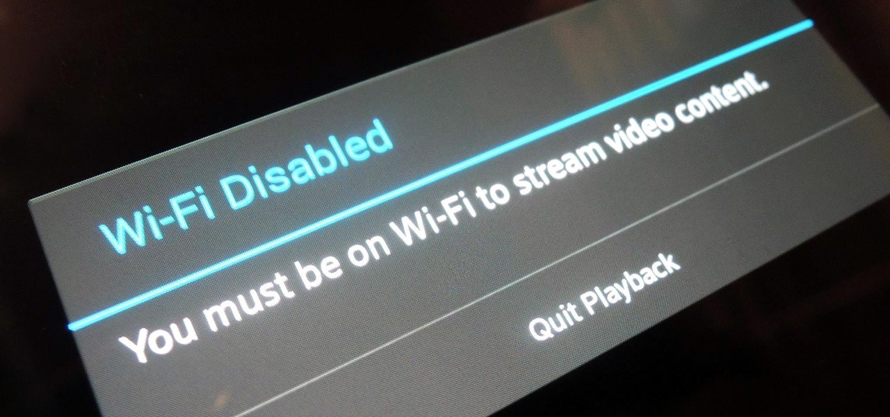 Trick WiFi-Only Apps into Working with Mobile Data on Your HTC One