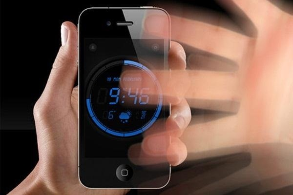 How to Turn Off Your iPhone's Timer and Alarm Just by Waving Your Hand