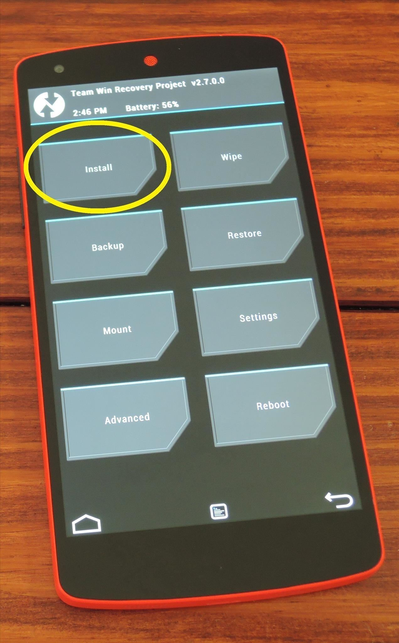 How to Get Sense 6 from the HTC One M8 on Your Nexus 5