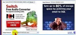 Convert Microsoft clipart (wmf) graphics