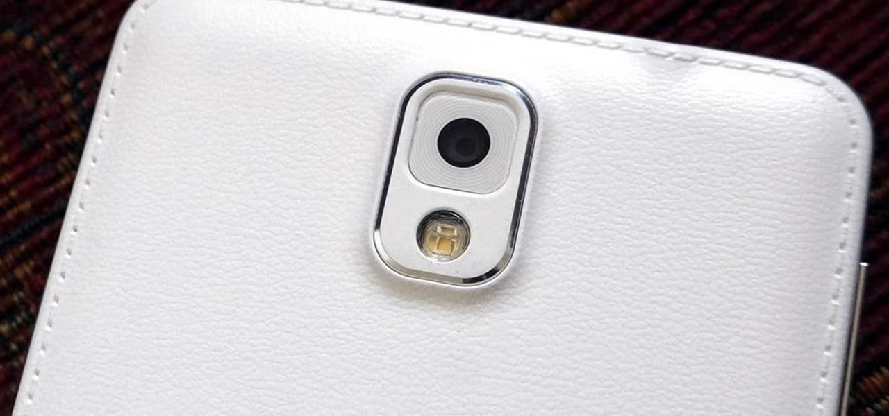 Mod Removes Note 3's Camera Quality Restrictions