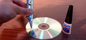 Scratch-proof the top layer of an audio CD