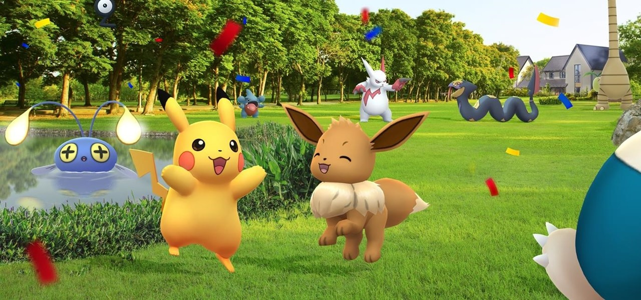 Join in the First-Ever Virtual Pokémon GO Fest