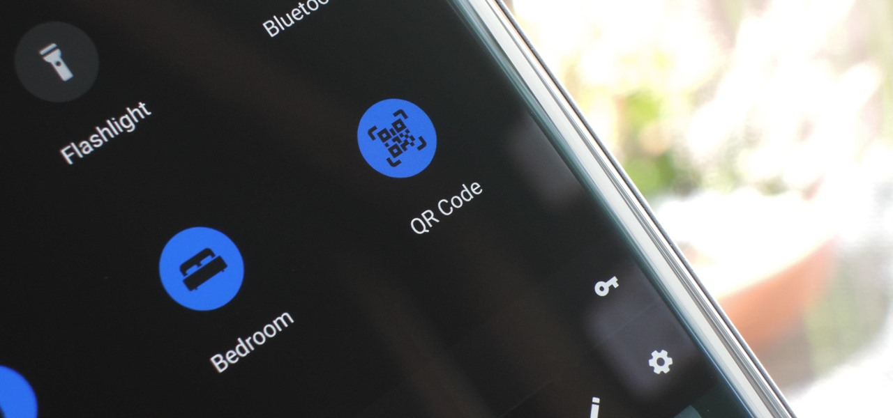 Get iOS 12's Quick QR Scanner on Android