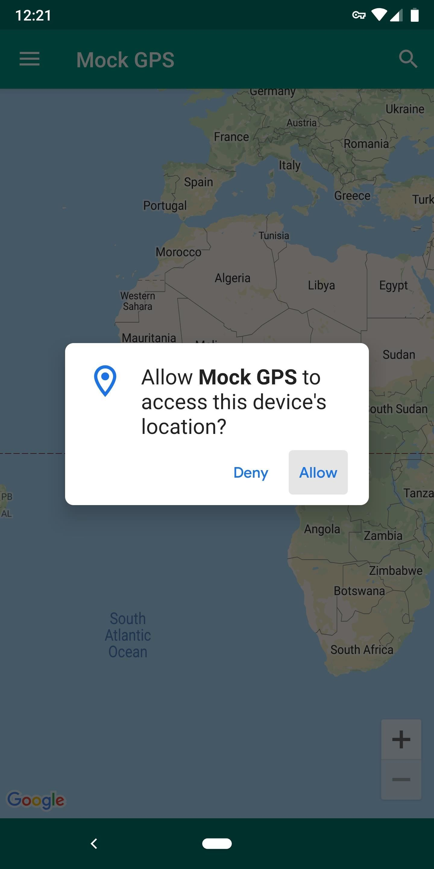 How to fake your location if your parents have a GPS tracker installed on your Android phone
