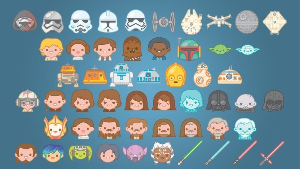 How To Send Star Wars Emojis In Text Messages Smartphones