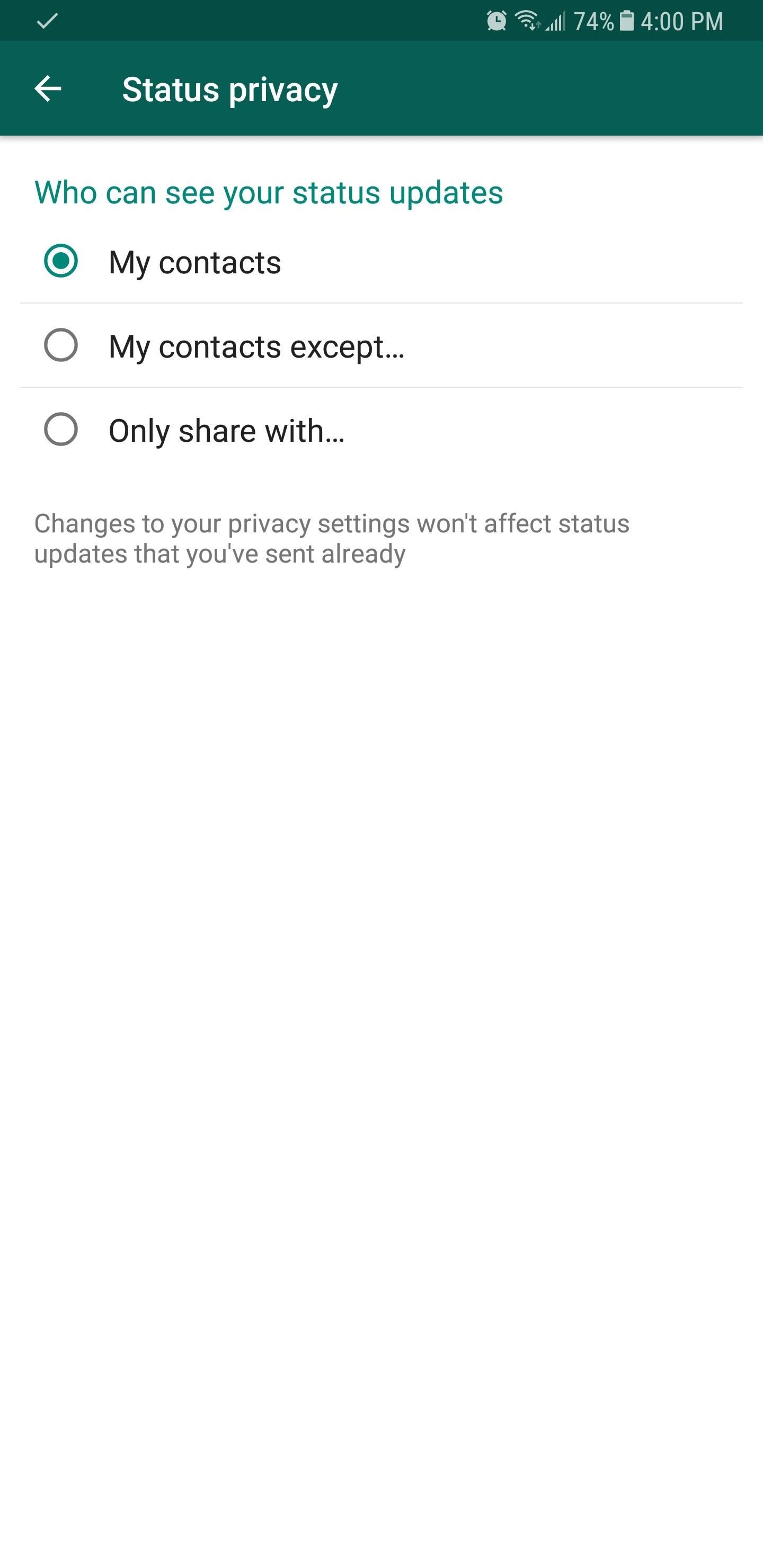 WhatsApp 101: How to Share Status Updates on iPhone or Android