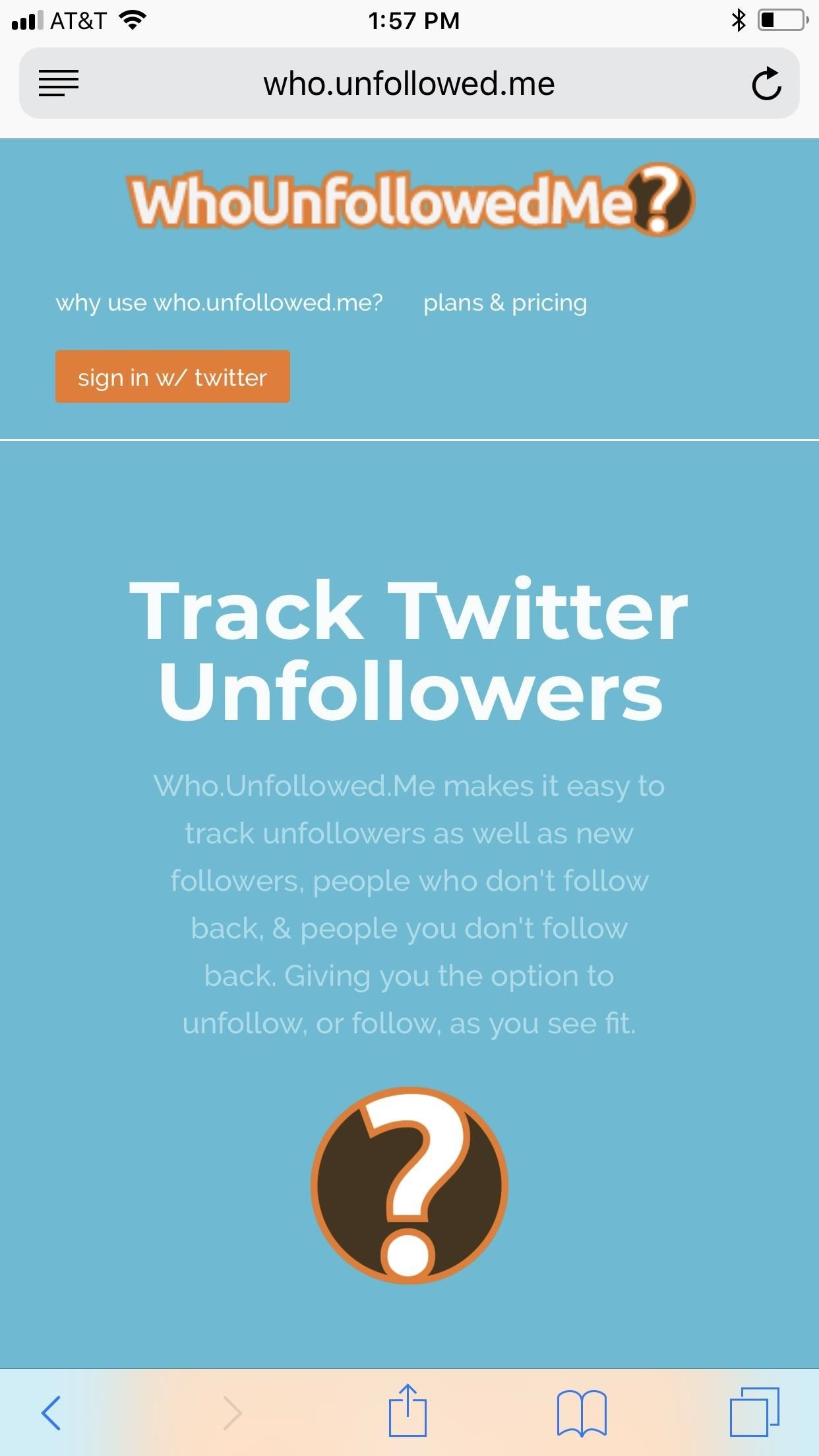 Hacking Twitter: See Who Unfollowed You with These Apps