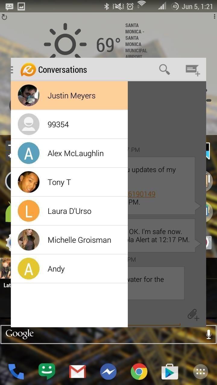 Apple vs. Google: 9 New iOS 8 Features Android Already Had