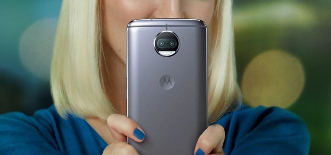 Everything We Know About the Moto G6 Plus