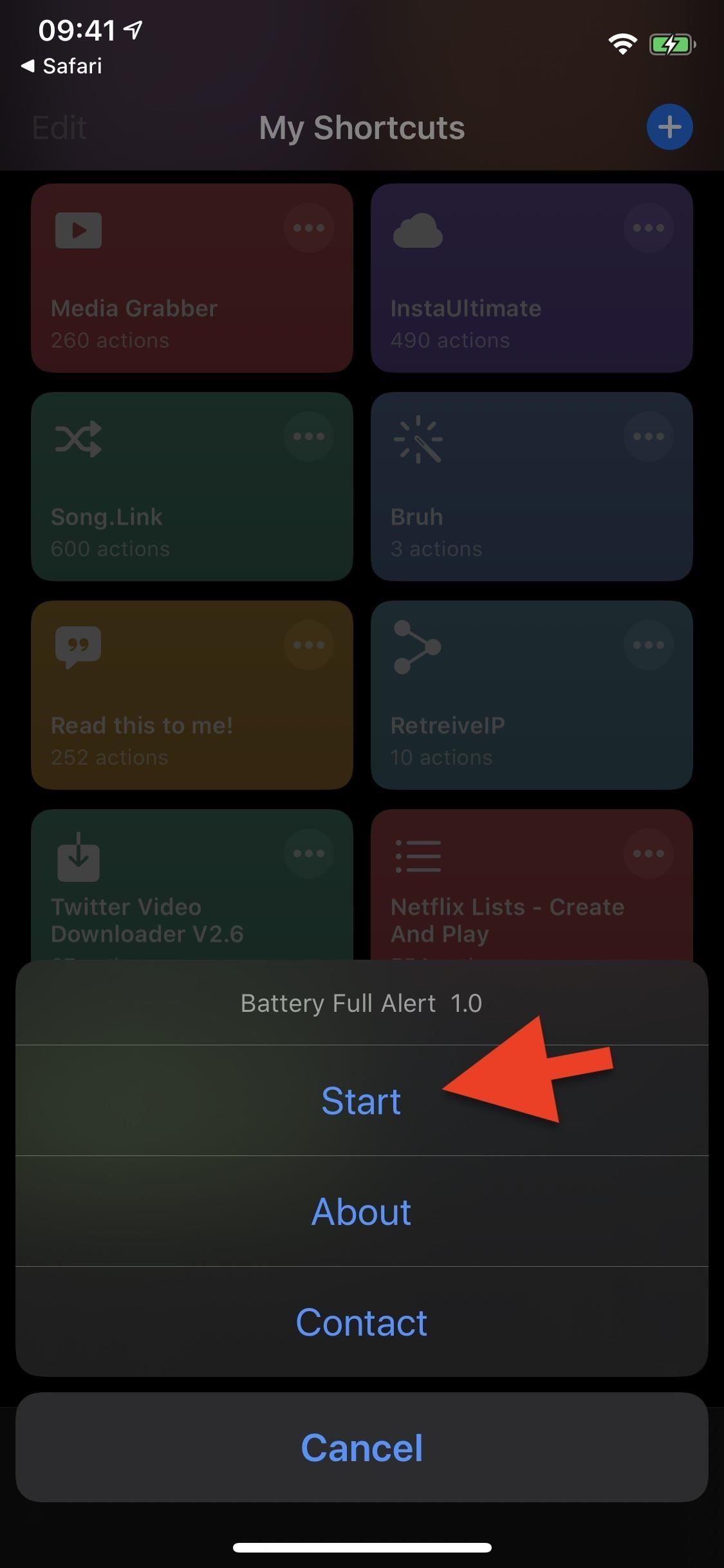 Set an Alarm on Your iPhone for When Your Battery Reaches Full Charge