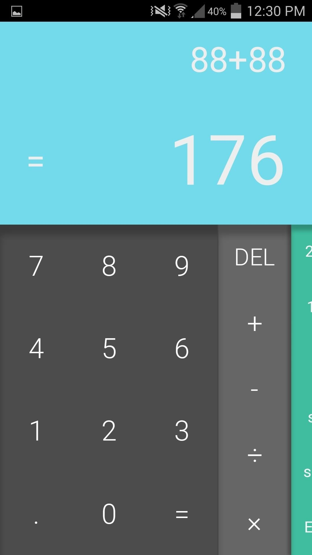 "Give Your Android Phone Some ""Material Design"" with Google's New Calculator App"